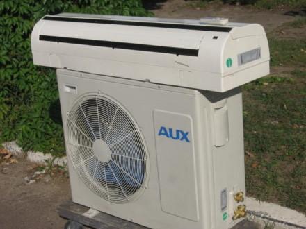 Продам кондиционер AUX ASW-H24B4/SAR1 б/у до 70 м². Киев. фото 1