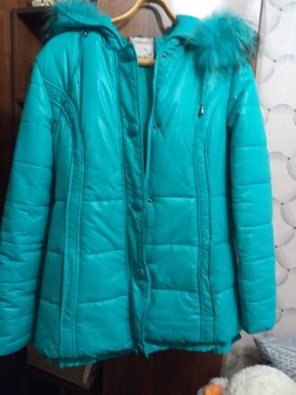 куртка зимняя. Гайворон. фото 1