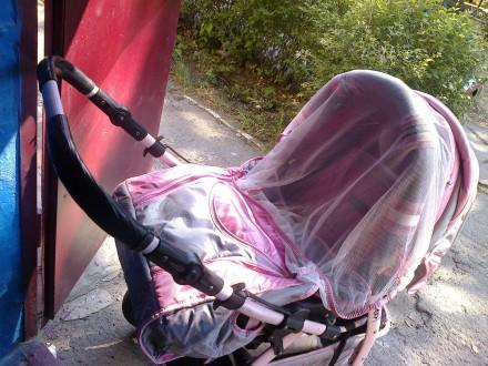 коляска. Дружковка. фото 1
