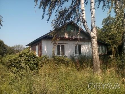 Подам финский дом обложенный кирпичем р-н Бобровица, состояние жилое, хоз постро. Бобровица, Чернигов, Черниговская область. фото 1