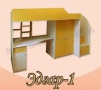 кровать-чердак Эднар 1. Львов. фото 1