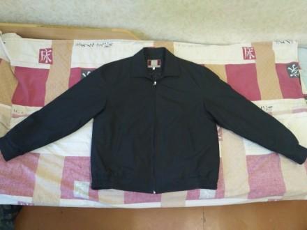 Куртка мужская демисезон 54р.. Николаев. фото 1