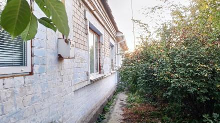Часть дома, Чернобаевка, 3 комнаты, все удобства, кирпич, газ, м/п окна, без рем. Чернобаевка, Херсонская область. фото 3