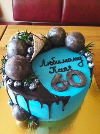 Пропоную спробувати мої домашні тортики з натуральних продуктів. Медовик, наполе. Бердичев, Житомирская область. фото 8