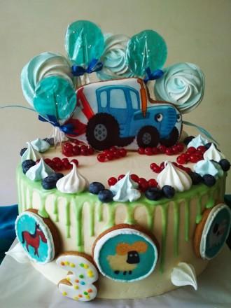 Пропоную спробувати мої домашні тортики з натуральних продуктів. Медовик, наполе. Бердичев, Житомирская область. фото 9