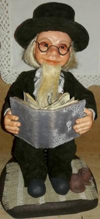 Интерьерная кукла около 30см. Поселившись в вашем доме будет оберегать его и соз. Днепр, Днепропетровская область. фото 7