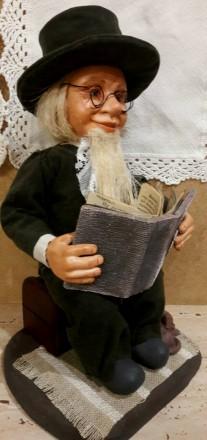 Интерьерная кукла около 30см. Поселившись в вашем доме будет оберегать его и соз. Днепр, Днепропетровская область. фото 5