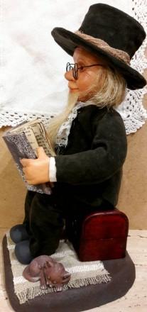 Интерьерная кукла около 30см. Поселившись в вашем доме будет оберегать его и соз. Днепр, Днепропетровская область. фото 6