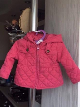 Курточка Gap на малышку 6/12 месяцев. Краматорськ. фото 1