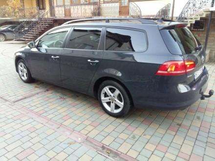 Volkswagen Passat Blue motion. Тернополь. фото 1