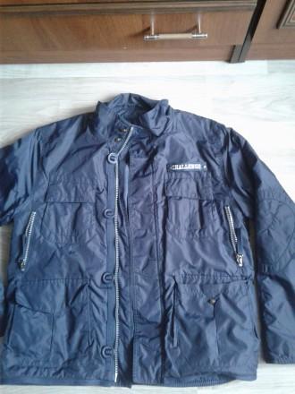 куртка осінньо весняна. Стрий. фото 1