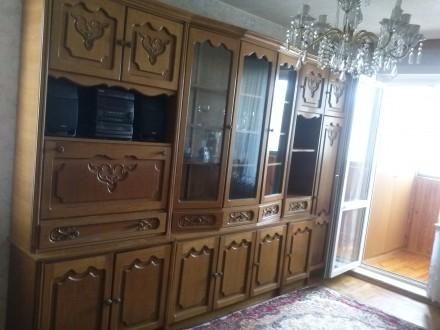 Дубовый мебельный гарнитур для гостинной. Киев. фото 1