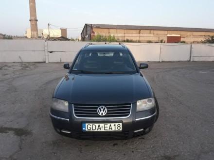 Volkswagen Passat B5+ 2.5TDI. Каховка. фото 1
