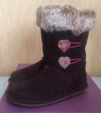Clarks – Дитячі чоботи - купити дитяче взуття на дошці оголошень ... 4b738b6123f2a