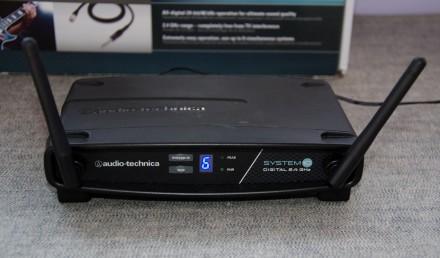 Радіосистема цифрова Audio Technica ATW-1101/G 2.4 GHz для гітари або інструмент. Львов, Львовская область. фото 3