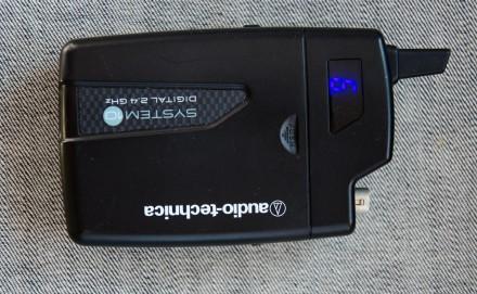 Радіосистема цифрова Audio Technica ATW-1101/G 2.4 GHz для гітари або інструмент. Львов, Львовская область. фото 4