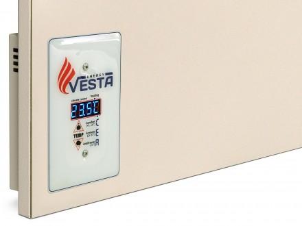 Инфракрасный Керамический Обогреватель Vesta Energy PRO 500 c регулятором. Киев. фото 1