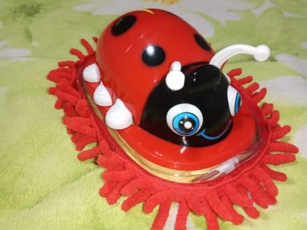 Музыкальная игрушка - Божья коровка.. Запорожье. фото 1