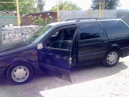 VW Passat B3 1991г. Мелитополь. фото 1