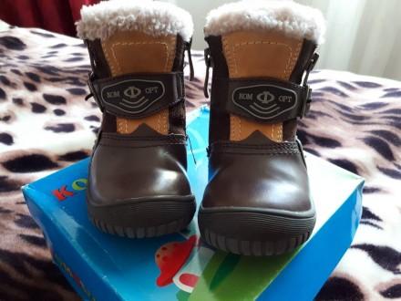 Продам детские ботинки. Київ. фото 1