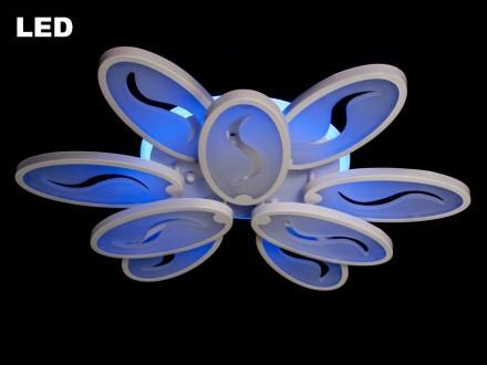 LED Люстра 150 w ! Интернет-магазин. Днепр. фото 1