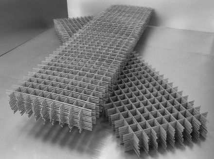 Сетка кладочная 65х65х2,5мм карта 1х2м. Бровары. фото 1
