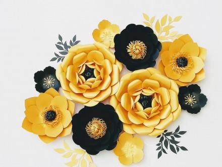 Дизайнерская композиция из цветов.. Киев. фото 1