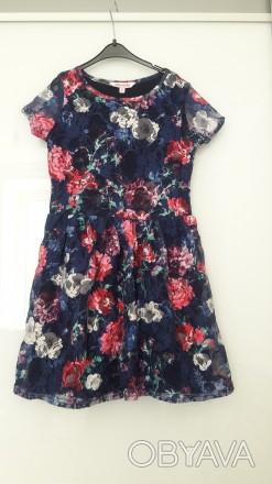Фирменное платье Miss evie на 5-8 лет