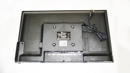 "LCD LED Телевизор Domotec 24"" DVB - T2 12v/220v HDMI IN/USB/VGA/SCART/COAX OUT/P. Днепр, Днепропетровская область. фото 5"