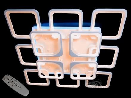 LED Люстра 340 w ! Интернет-магазин. Днепр. фото 1