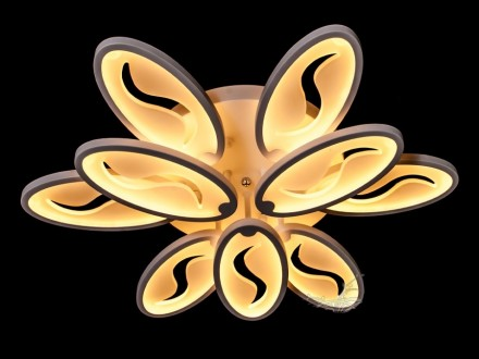 LED Люстра 125 w ! Интернет-магазин. Днепр. фото 1