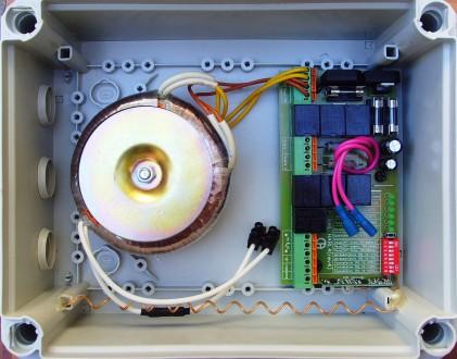 Автоматика для распашных ворот блок управления. Светловодск. фото 1
