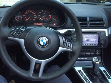 Продам BMW Cabrio в кузове е46, объемом  2.5i (m54b25), 2002 года выпуска серого. Киев, Киевская область. фото 6
