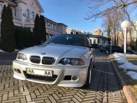 Продам BMW Cabrio в кузове е46, объемом  2.5i (m54b25), 2002 года выпуска серого. Киев, Киевская область. фото 1