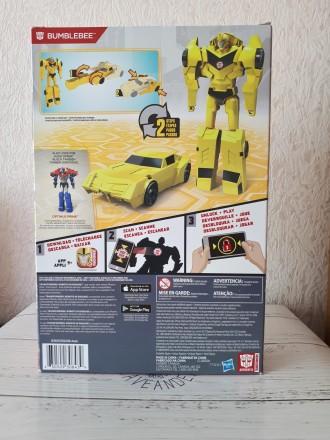 Transformers hasbro трансформер бамблби хасбро 30см новый оригинал. Днепр. фото 1
