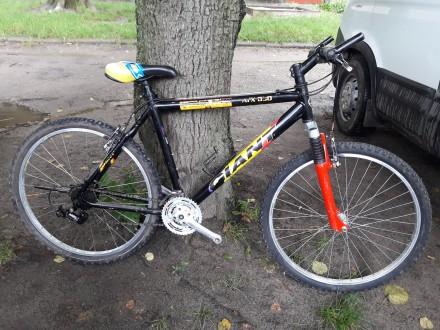 Велосипед Giant. Львов. фото 1