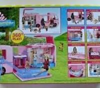 Інтерактивний автобус фургон Барбі Barbie DreamCamper FBR34. Харьков. фото 1