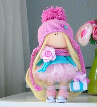 Кукла интерьерная, ручная работа.. Одесса. фото 1