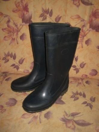СРОЧНО! Продам женские резиновые сапоги, размер 38-39,  Состояние идеальное, но. Чернигов, Черниговская область. фото 2