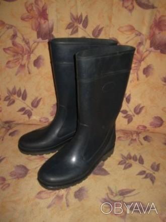 СРОЧНО! Продам женские резиновые сапоги, размер 38-39,  Состояние идеальное, но. Чернигов, Черниговская область. фото 1