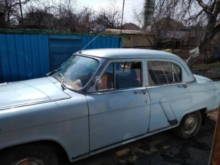 Продаю Волгу ГАЗ-21, 1962 года выпуска. Один владелец. Коробка передач от ГАЗ-24. Драбов, Черкасская область. фото 5