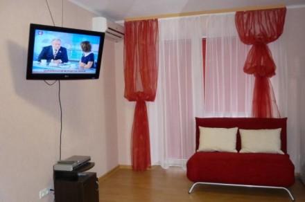 Сдается 1 –ком.квартира в центральной части города отличный новый элитный ремонт. Полтава, Полтавская область. фото 4