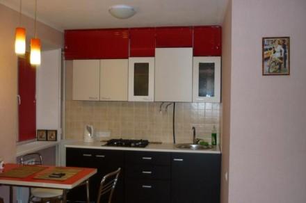Сдается 1 –ком.квартира в центральной части города отличный новый элитный ремонт. Полтава, Полтавская область. фото 3