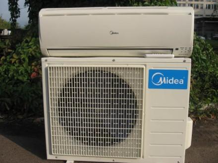 Продам инверторный кондиционер MIDEA inverter MSG-09HRDN1 до 25 м². Киев. фото 1