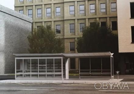 Вашему вниманию предлагается в аренду новый остановочный комплекс площадью 15 кв. Троещина, Киев, Киевская область. фото 1