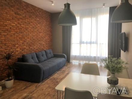 В продаже новая стильная 2-х комнатная квартира в ЖК Панорама общей площадью 64м. Нагорка, Дніпро, Днепропетровская область. фото 1