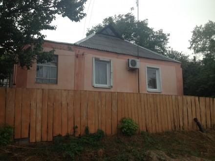 Добротный дом в Подольском р-оне г. Полтавы, 88/59/7, четыре комнаты, все удобст. Подол, Полтава, Полтавская область. фото 3