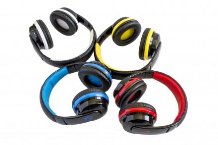 Бездротові Bluetooth навушники Vykon MX-666 Wireless Headphone. Винница. фото 1
