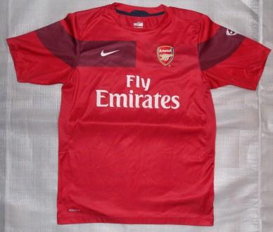 Футболка подростковая Arsenal London. Кривой Рог. фото 1