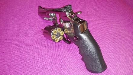 револьвер пневматический ASG Dan Wesson 2.5